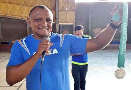 Cláudio Roberto de Sousa receberá medalha de Sidney (Foto: Divulgação)