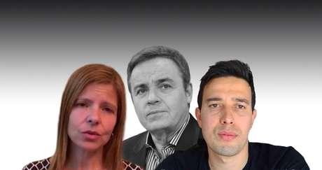 Ignorados no testamento de Gugu, Rose e Thiago querem o reconhecimento de união estável com o apresentador