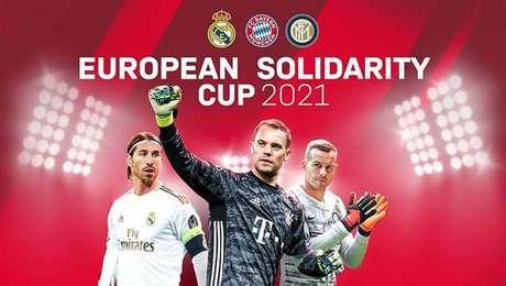 Real Madrid, Bayern de Munique e Inter de Milão anunciam torneio beneficente