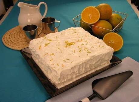 Guia da Cozinha - Aprenda a fazer as 13 melhores receitas de bolo de laranja
