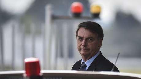 Bolsonaro é crítico do lockdown