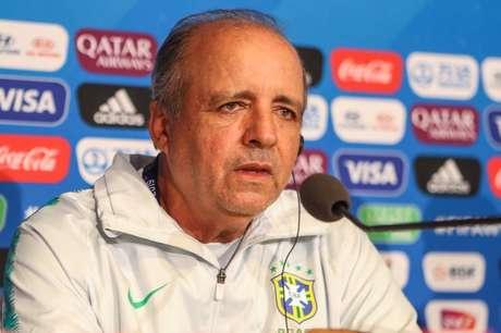 Vadão foi responsável por lançar Kaká ao futebol profissional do São Paulo (Foto: Divulgação/CBF)