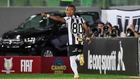 Otero está no Atlético-MG desde 2016 e agora não há pendências quanto a sua compra-(Bruno Cantini / Atletico)