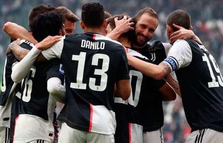 Juventus é a atual líder da competição (Foto: ISABELLA BONOTTO / AFP)