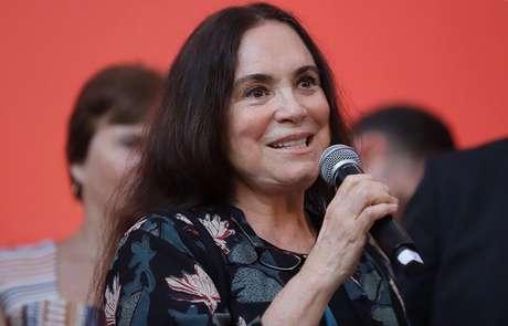 Cargo anunciado para Regina Duarte não existe na Cinemateca Brasileira