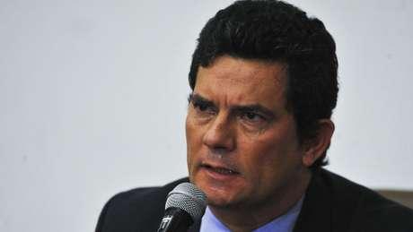 Olavo diz que, para ele, Sergio Moro (foto) 'nunca foi um herói'