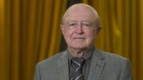 José Murilo de Carvalho é membro da Academia Brasileira da Ciências