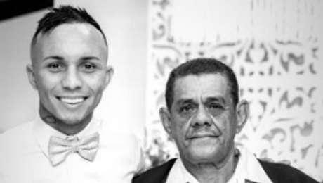 Everton perdeu o avô, Francisco, vítima do novo coronavírus