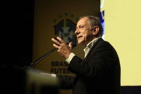 Walter Feldman afirmou que a CBF vai continuar falando com os clubes (Foto: Divulgação/Mauro Horita/CBF)