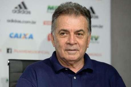 Paulo Pelaipe deixou o São Caetano nesta quinta-feira (Foto:Alexandre Vidal / Flamengo)