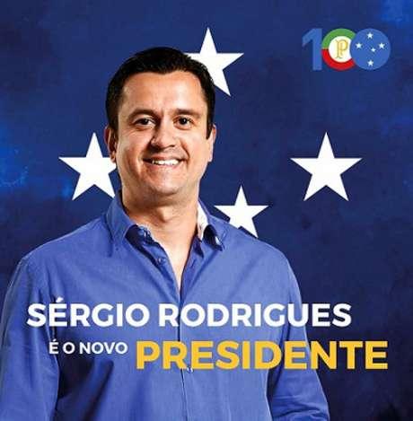 Sérgio comanda o Cruzeiro no lugar do conselho gestor, que gerenciou o clube após a renúncia de Wagner Pires de Sá-(reprodução)