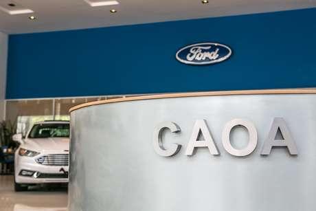 Ford Caoa: maior distribuidora de carros da marca na América Latina.