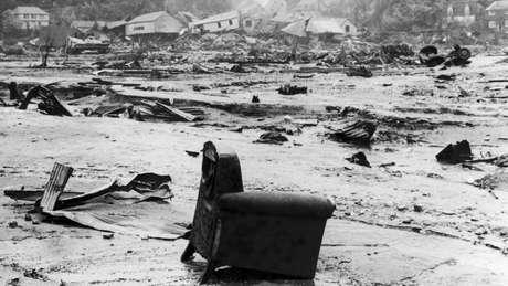 Só no Chile, estima-se que mais de 1,6 mil pessoas morreram, 3 mil ficaram feridas
