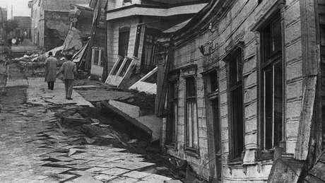 Terremoto liberou energia equivalente a 20 mil bombas de Hiroshima