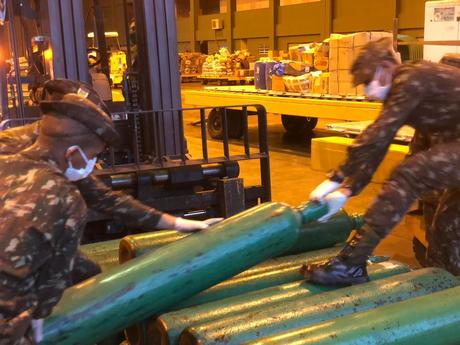 O Exército repôs estoques de oxigênio, mas não respondeu que medidas seriam tomadas para evitar novas faltas