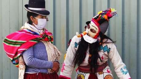 O Peru já é o segundo país mais afetado do continente