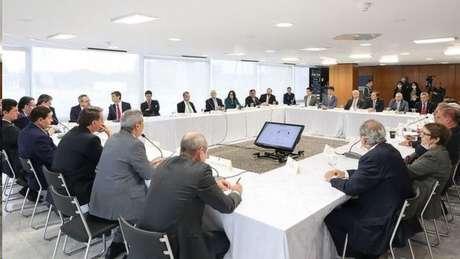 Vídeo da reunião ministerial foi divulgado pelo STF nesta sexta-feira