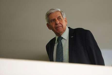 Ministro do Gabinete de Segurança Institucional, Augusto Heleno, em Brasília 04/03/2020  REUTERS/Adriano Machado