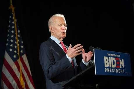 Joe Biden deve enfrentar Donald Trump nas eleições de 2020