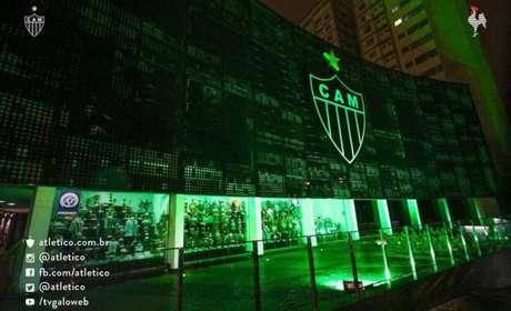 O Atlético demitiu 50 pessoas para estancar um pouco a sua grave crise financeira-(Foto: Reprodução de internet)