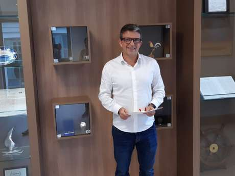 Se eleito, Luiz Roberto Leven Siano promete inovar na gestão do Vasco (Foto: Felippe Rocha)