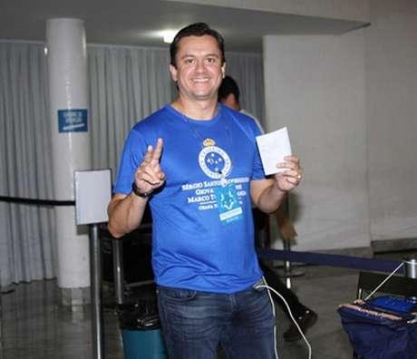 Rodrigues nem iniciou o mandato e já provocou o maior rival- ( Jaci Silveira / Cruzeiro)