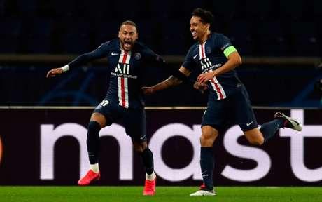 PSG foi declarado campeão do Campeonato Francês - (Foto: GETTY/UEFA / AFP)