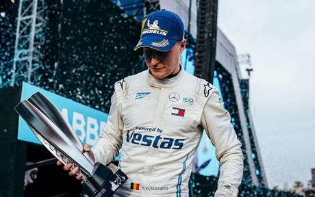 Stoffel Vandoorne é piloto da Mercedes Benz EQ na Fórmula E (Foto: Mercedes Benz EQ)