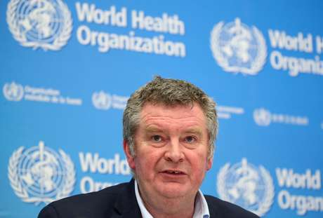 Diretor do programa de emergências da Organização Mundial da Saúde (OMS), Michael Ryan