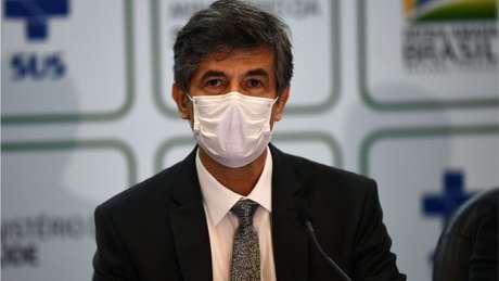 Teich deixou o cargo de ministro da Saúde pouco menos de um mês depois de assumir a pasta