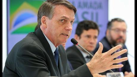 Bolsonaro na reunião de 22 de abril: 'Já tentei trocar gente da segurança nossa no Rio de Janeiro, oficialmente, e não consegui! E isso acabou'