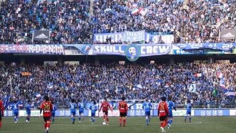O FC Seoul ganhou for de casa e é um dos líderes do Campeonato Sul-Coreano (K-League) (Reprodução/Internet)