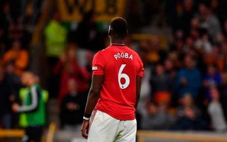 Pogba deve deixar o Manchester United (Foto: PAUL ELLIS / AFP)