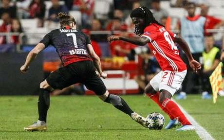 David Tavares é uma da promessas do Benfica (Foto: AFP)