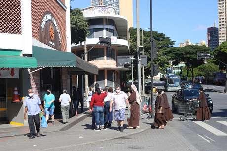 Vista do mercado central de Belo Horizonte