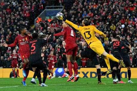 Atlético de Madrid saiu vitorioso da partida (Foto: AFP)