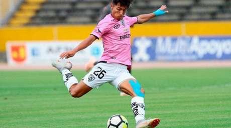 Alan Franco está perto de ser mais um equatoriano no Atlético-MG-(Divulgação/Independiente Del Valle)