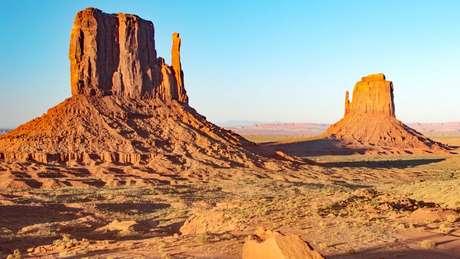 Muitos turistas visitam a área, famosa por suas paisagens