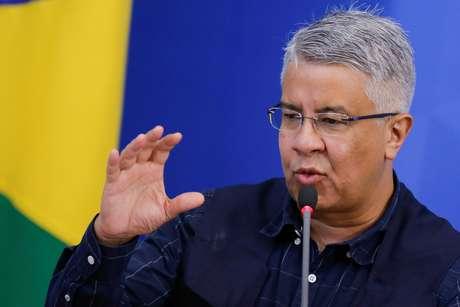 Wanderson Oliveira 08/04/2020 REUTERS/Adriano Machado