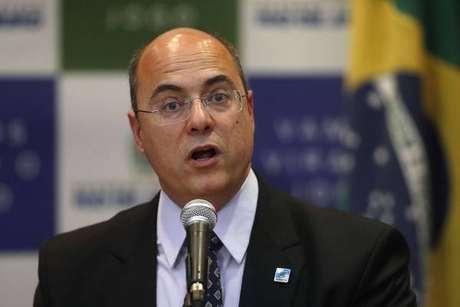 Witzel atacou Bolsonaro em pronunciamento sobre ação da Polícia Federal