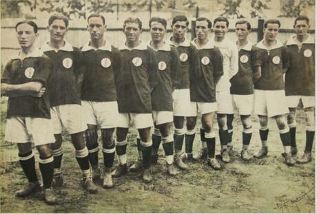 Primeiro título estadual do Palmeiras ocorreu em 1920 (Foto: Divulgação/SEP)