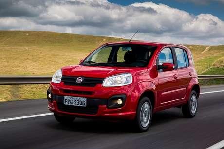 Fiat Uno: projeto de continuidade ameaçado com a criação da Stellantis.
