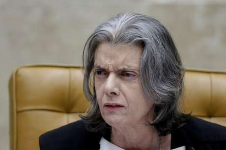 Ministra Cármen Lúcia do STF 21/03/2018 REUTERS/Ueslei Marcelino