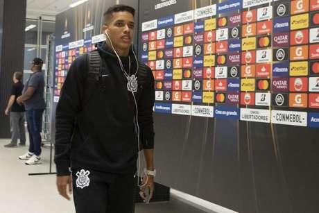 Pedrinho tem malas prontas para Portugal, mas ainda ajudará o clube (Foto: Daniel Augusto Jr./Agência Corinthians)