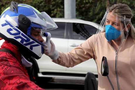 Sorocaba chegou a instalar barreiras sanitárias contra o novo coronavírus. Cidade entra na fase 2 com 828 casos positivos e 41 mortes
