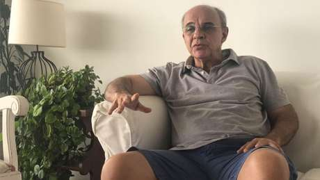 Eduardo Bandeira de Mello falou ao LANCE! sobre o caso (Foto: Lazlo Dalfovo)