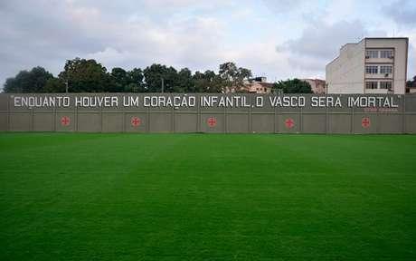Campo anexo de São Januário será utilizado pelo elenco (Foto: Arquivo/Vasco.com.br)