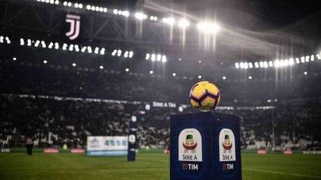 Juventus lidera o Campeonato Italiano com 63 pontos (Foto: MARCO BERTORELLO / AFP)