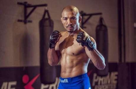 José Aldo está escalado para disputar o cinturão vago do UFC no peso galo (Foto: Reprodução Instagram)