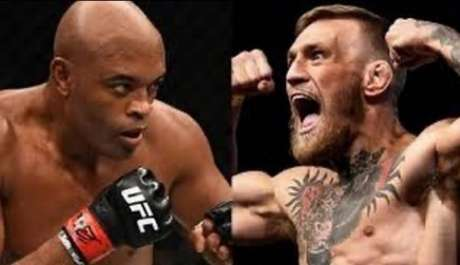 Anderson quer superluta com McGregor em peso-combinado até 80kg (Foto: Reprodução Instagram)